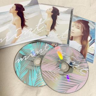 AAA - 宇野実彩子「mint」初回限定盤 グッズなし CD/DVD
