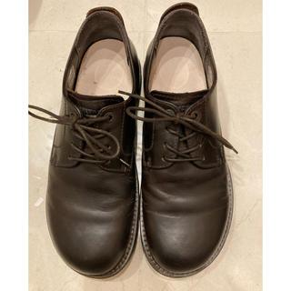 ビルケンシュトック(BIRKENSTOCK)のビルケンストック 40(26センチ) 革靴 ギルフォード ロー ブラウン(ブーツ)