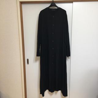 ヨウジヤマモト(Yohji Yamamoto)のyohjiyamamoto POUR HOMME 18AW ロングシャツ (シャツ)