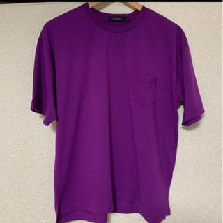 レイジブルー(RAGEBLUE)の半袖Tシャツ ビッグtシャツ 紫(Tシャツ/カットソー(半袖/袖なし))