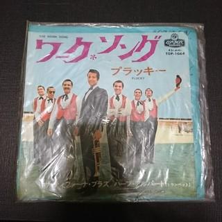 レコード  ワークソング  プラッキー(その他)