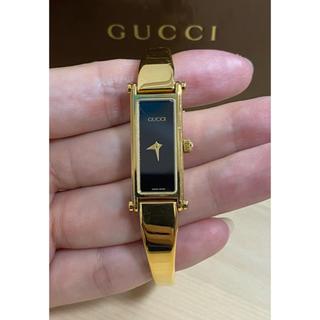 Gucci - グッチ GUCCI 1500 レディース 時計 腕時計 稼働中