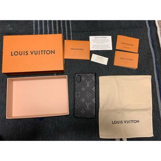 LOUIS VUITTON - Louis Vuitton iPhone XR ケース(箱付き)