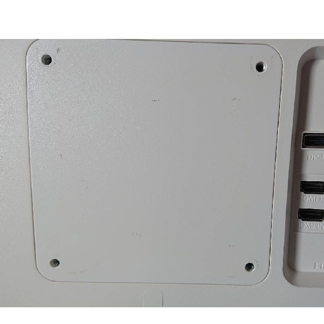 LG Electronics(エルジーエレクトロニクス)の27インチ4KIPSモニター スマホ/家電/カメラのPC/タブレット(ディスプレイ)の商品写真