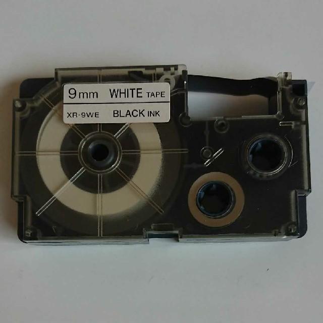 CASIO(カシオ)の【新品乾電池付き】カシオ ネームランド KL-880 インテリア/住まい/日用品のオフィス用品(オフィス用品一般)の商品写真