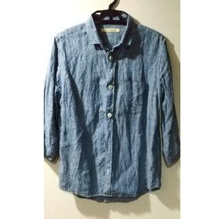 ジャーナルスタンダード(JOURNAL STANDARD)の七部丈シャツ  メンズ  JOURNAL STANDARD(Tシャツ/カットソー(七分/長袖))