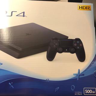 PlayStation4 - SONY PlayStation4 本体 CUH-2100AB01 PS4