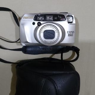 ペンタックス(PENTAX)の脅威の160mm  ペンタックス ESPIO 160(フィルムカメラ)