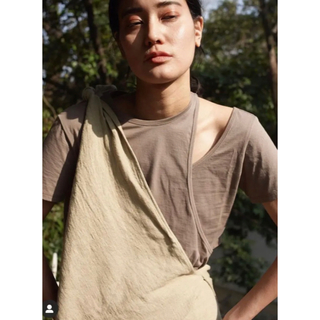 TODAYFUL - Little Suzie Asymmetry Layered Tops 完売美品