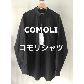 コモリ(COMOLI)の2020AW COMOLI コモリシャツ [NAVY](シャツ)