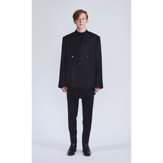 LAD MUSICIAN - LAD MUSICIAN 20春 DOUBLE BREASTED JACKET