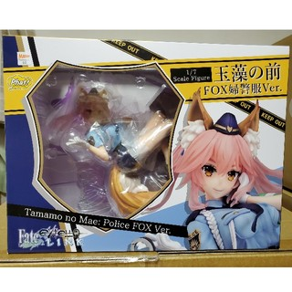 Fate/EXTELLA LINK 玉藻の前 FOX婦警服Ver.