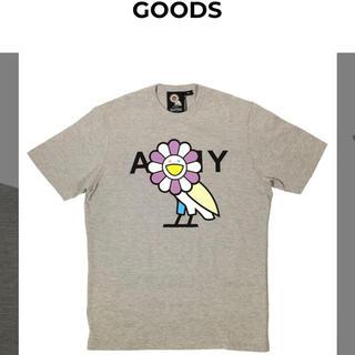 シュプリーム(Supreme)のXXLサイズ OVO×村上隆 T-SHIRT(Tシャツ/カットソー(半袖/袖なし))