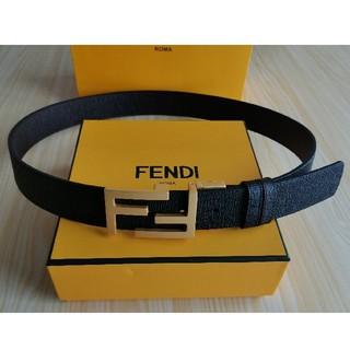 FENDI - 人気品!Fendiフェンデイ ベルト メンズ