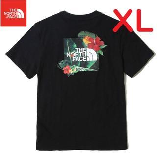 THE NORTH FACE - 数量限定セール❗ ノースフェイス トロピカル Tシャツ 半袖 黒/XL K48C