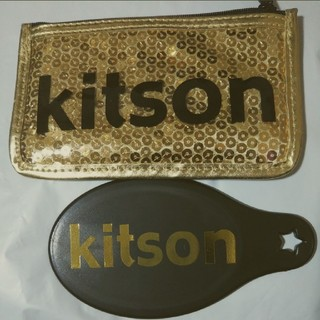 キットソン(KITSON)のKitsonポーチ&ミラー(ミラー)