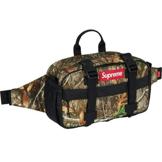 Supreme - 19fw Supreme Waist Bag ツリーカモ Camo