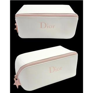 Dior - Dior ディオール スター チャーム ノベルティ コスメ ポーチ 化粧ポーチ