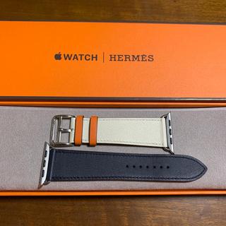 エルメス(Hermes)のエルメス アップルウォッチ apple watchバンド(レザーベルト)