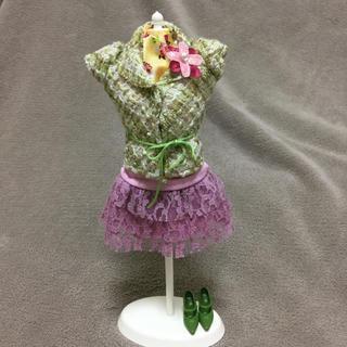 バービー(Barbie)の1/6ドール衣装【K】人形 服 バービー ジェニー(ぬいぐるみ/人形)