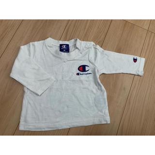 チャンピオン(Champion)のチャンピオン  長袖 Tシャツ 80(Tシャツ)