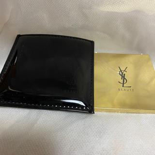 イヴサンローランボーテ(Yves Saint Laurent Beaute)のイヴサンローランボーテ 非売品ミラー(ミラー)