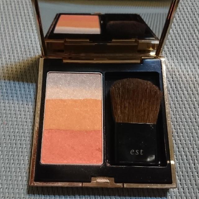 est(エスト)のエスト エモーショナルオーラチークス06 コスメ/美容のベースメイク/化粧品(チーク)の商品写真