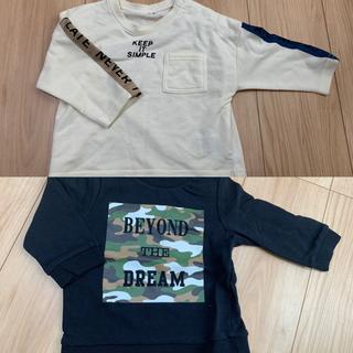新品 Tシャツ 80