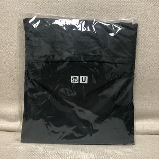 ユニクロ(UNIQLO)のユニクロ エコバッグ ノベルティ 黒 ブラック(エコバッグ)