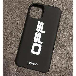 オフホワイト(OFF-WHITE)のOFF-WHITE オフホワイト OFF iPhone 11 PRO ケース(その他)