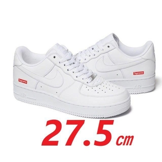 Supreme - 27.5㎝ Supreme/Nike Air Force 1 Low