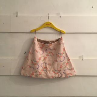miumiu - miumiu flower skirt.