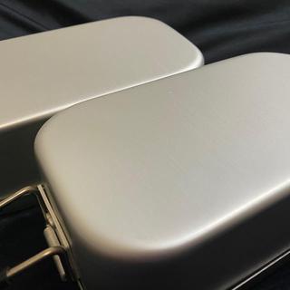 ヤマゼン(山善)のまき様専用  メスティン2個セット(調理器具)