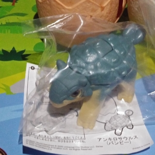 マクドナルド - マクドナルド アンキロサウルス(バンピー) ジュラシック・ワールド マック