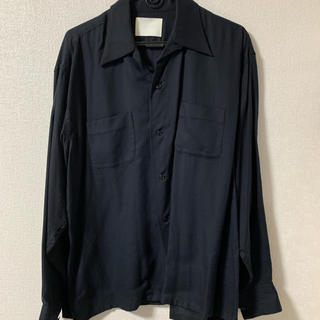 アンユーズド(UNUSED)のneon sign 16aw オープンシャツ(シャツ)