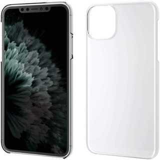 エレコム iPhone 11 ケース ハードケース 極薄+頑丈 [極限まで薄さ、