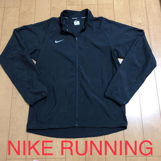 NIKE - 【美品】ナイキランニング ウィンドブレーカー ジャケット・上のみ