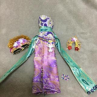 1/6ドール衣装【L】人形 服 バービー ジェニー(ぬいぐるみ/人形)