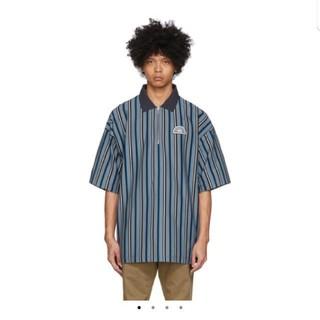 Jil Sander -  OAMC 2020SS ジップアップポロシャツ Mサイズ