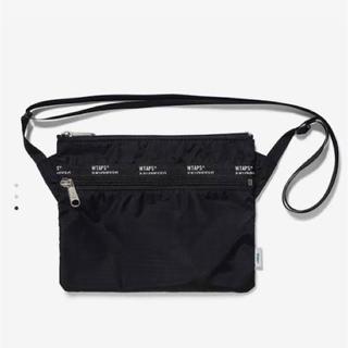 ダブルタップス(W)taps)の新品 Wtaps Sling Bag Nylon 黒(ショルダーバッグ)