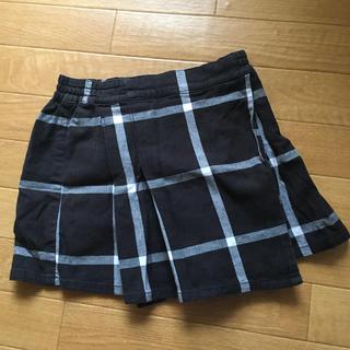 ベベ(BeBe)のBeBe ショートパンツ スカート 110(パンツ/スパッツ)