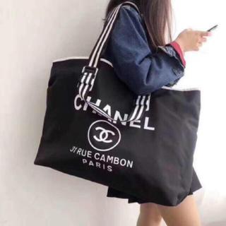 CHANEL - シャネルノベルティートートバッグ