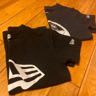 NEW ERA - NEW ERA KIDS Tシャツ 120&130㎝