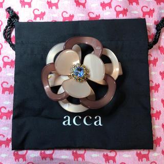 アッカ(acca)のacca⭐️バレッタ⭐️マルグリット⭐️フラワー 大(バレッタ/ヘアクリップ)