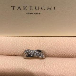 プナチラダイヤモンドピンキーリング(リング(指輪))