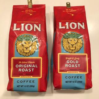 LION - ライオンコーヒー2袋