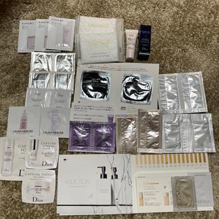 ディオール(Dior)のデパコス 試供品(サンプル/トライアルキット)