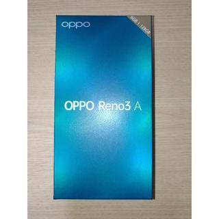 ANDROID - OPPO Reno3 A SIMフリー ホワイト