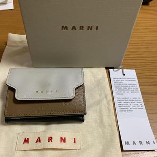 マルニ(Marni)のMARNI 三つ折り財布(財布)