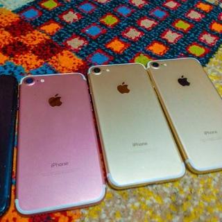 アイフォーン(iPhone)のiphones 7, mini iPad ,iPhone 6 plus(スマートフォン本体)
